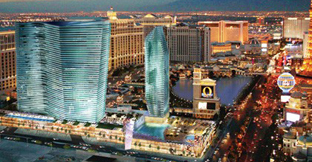 Cosmopolitan of Las Vegas - Exterior