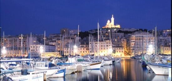 Marseille the 2013 European Capital of Culture Only 6 Hours by Train From London!