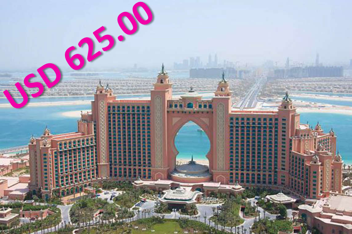 Promotion Offer - Atlantis Dubai