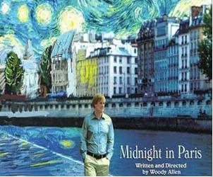 Midnight in Paris tour