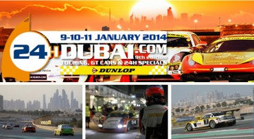Dubai 24 Hour Race Programme for Incentive Travel Companies