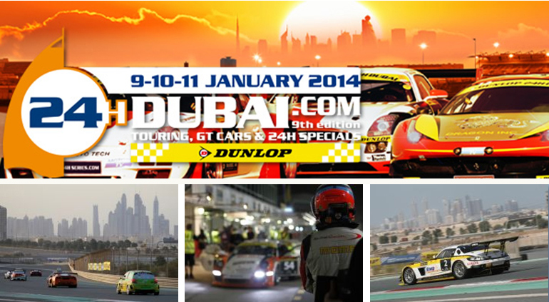 Dubai 24 Hour Race Programme for Incentive Travel Companies