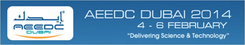 AEEDC Dubai 2014