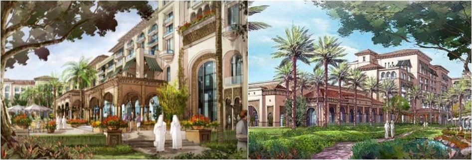 Four Seasons in Dubai
