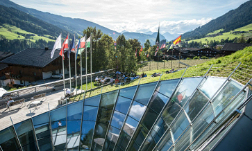 congress centre alpbach outside