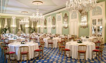 grand hotel villa d este dinner room