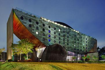 hotel unique exterior