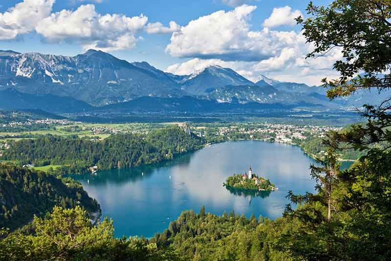 lake bled dmc