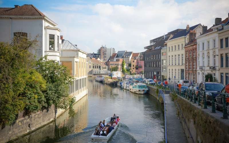 The City Of Ghent