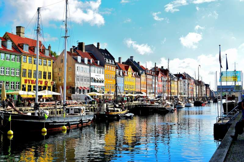 Nyhavn District