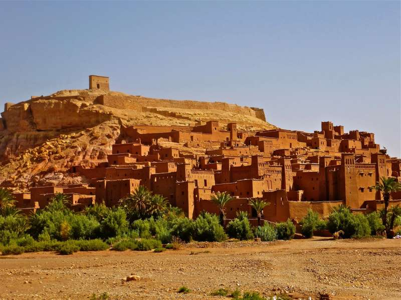 Fortress - Morocco