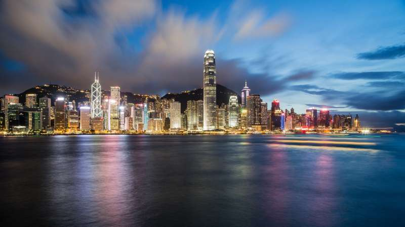 Colour of Hong Kong