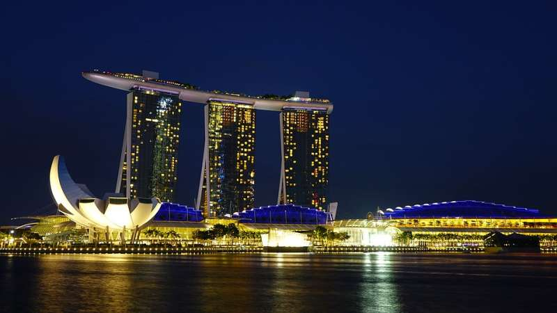 The Marina Bay