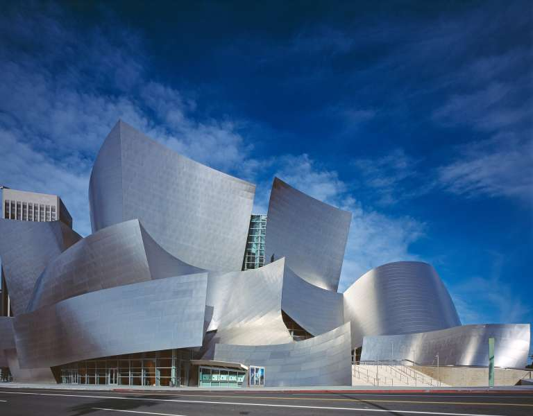 Walt Disney Center - Los Angeles