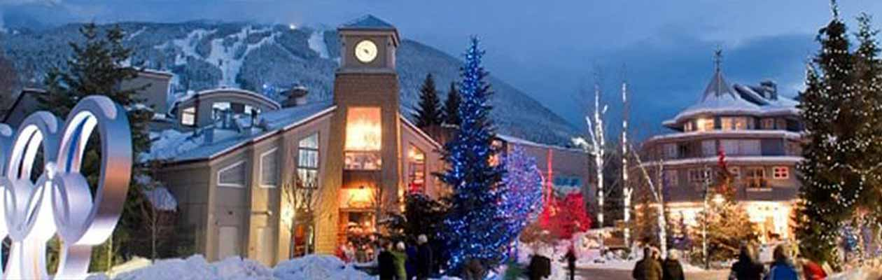 Destination management Vancouver, Whistler